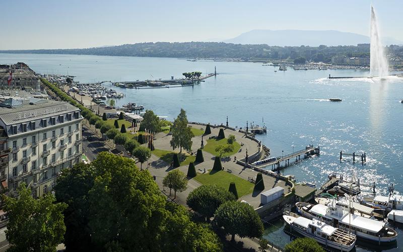 Beau Rivage Geneva Switzerland - Destination Deluxe