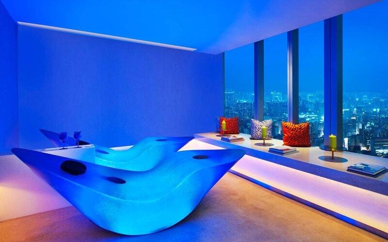Bliss Spa W Hong Kong Hotel - Destination Deluxe
