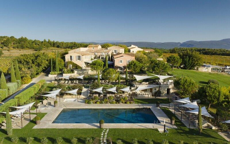 Coquillade Provence Resort & Spa - Destination Deluxe