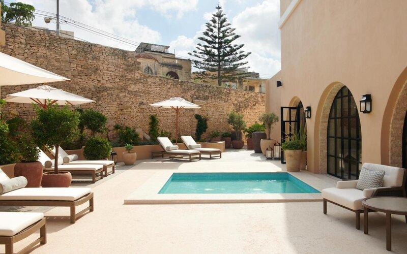 Corinthia Palace Malta San Anton - Destination Deluxe