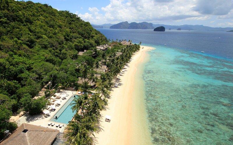 El Nido Pangulasian Philippines