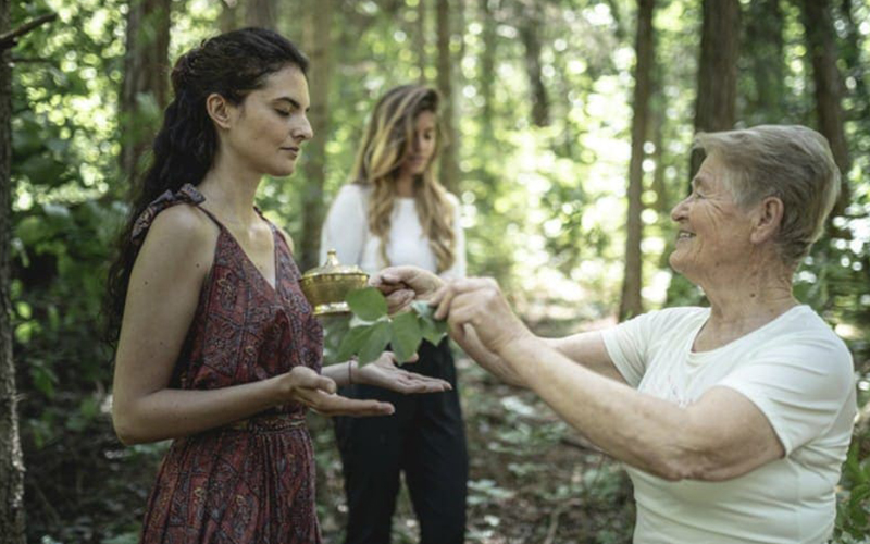 Forest Bathing with Irmgard Preidlhof Italy - Destination Deluxe