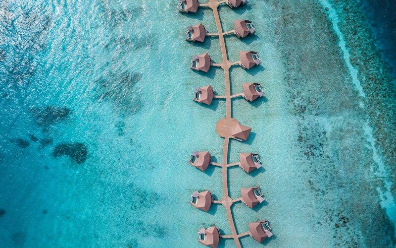 InterContinental Maldives Maamunagau Maldives - Destination Deluxe