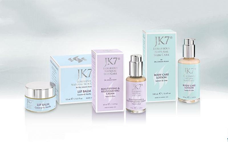 JK7 Luxurious Natural Skin Care - Destination Deluxe