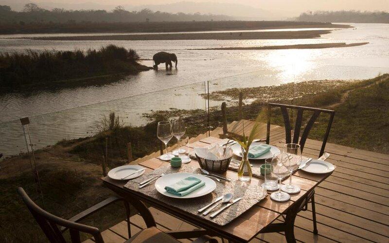 Meghauli Serai Taj Safari Nepal - Destination Deluxe