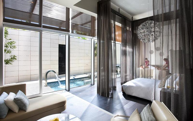 Nüwa Spa Macau - Destination Deluxe