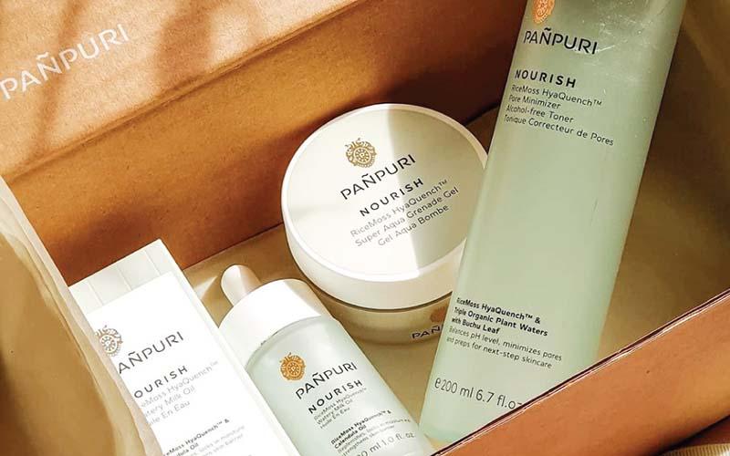 Panpuri Spa Skincare - Destination Deluxe