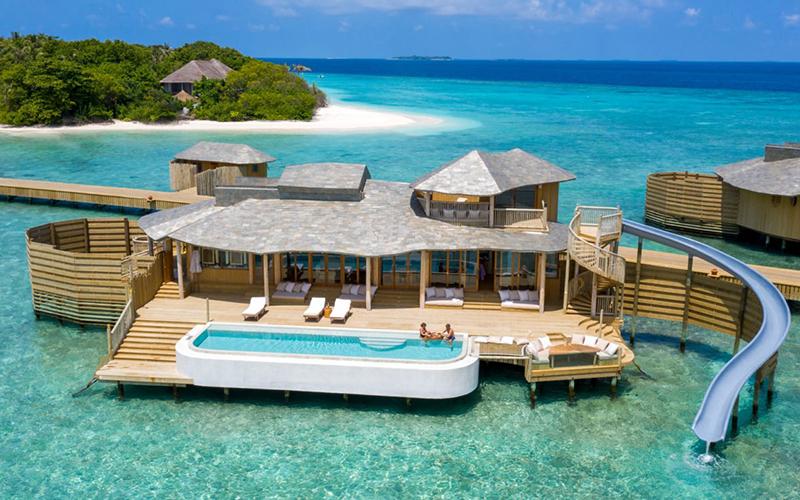 Soneva Fushi Maldives Eco Hotel - Destination Deluxe