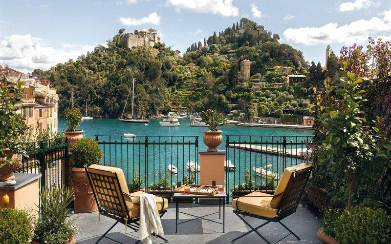 Splendido Mare Belmond Portofino - Destination Deluxe