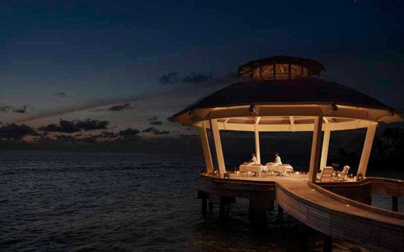 Starlight Ocean Massage Waldorf Astoria Maldives Ithaafushi - Destination Deluxe