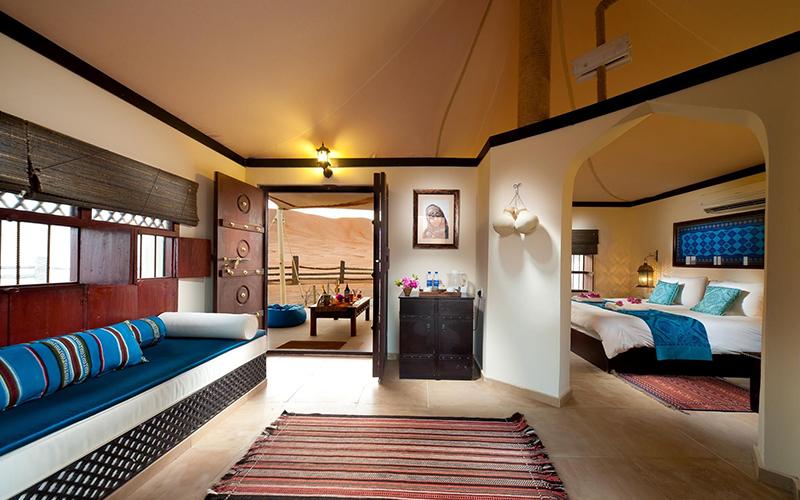 Sumor Spa by Mandara Desert Nights Camp Oman - Destination Deluxe