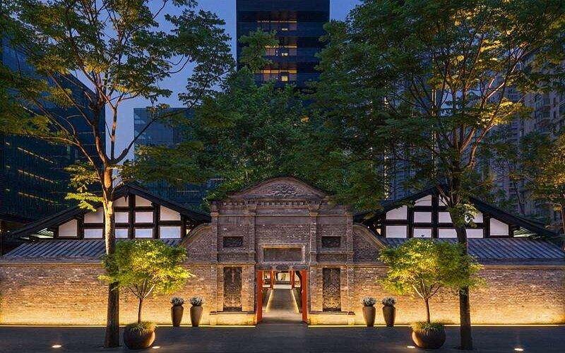 Temple House Chengdu - Destination Deluxe