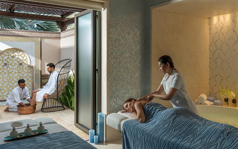 The Pearl Spa Four Seasons Dubai Jumeirah Beach - Destination Deluxe
