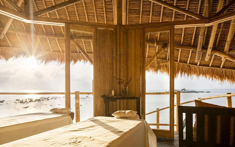 The Rock Spa, Cempedak Private Island Bintan - Destination Deluxe