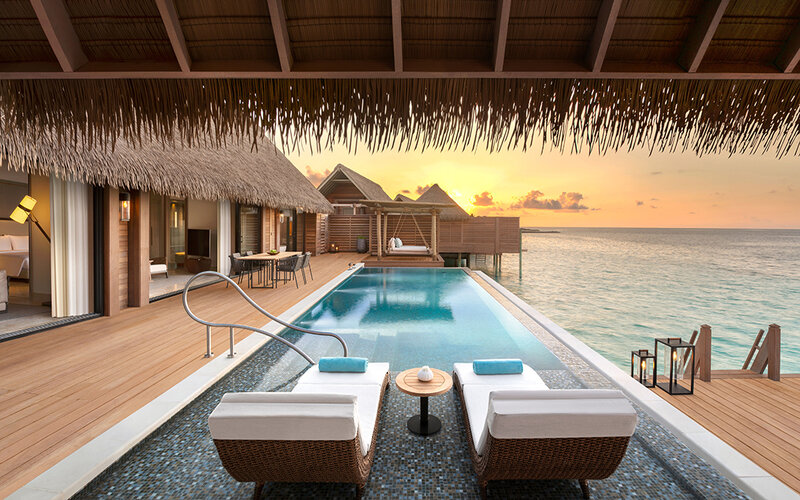 Waldorf Astoria Maldives - Destination Deluxe