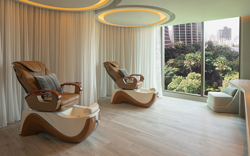 Amaranth Spa by HARNN at Kimpton - Destination Deluxe
