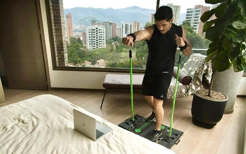 BodyBoss Portable Fitness - Destination Deluxe