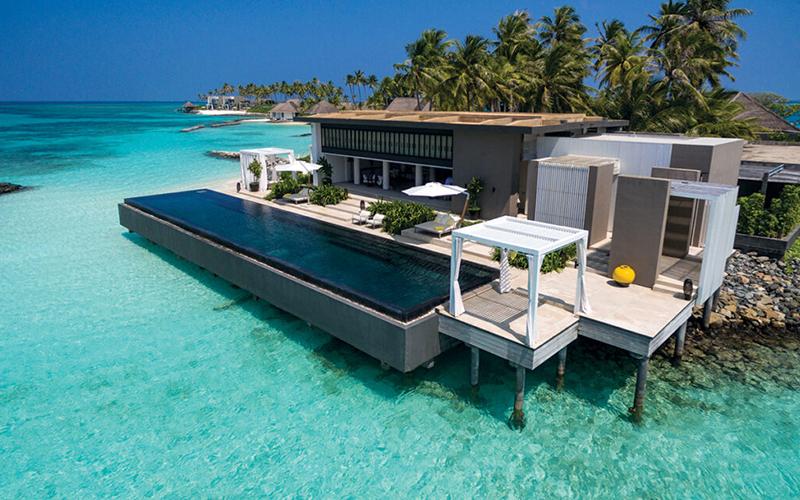 Cheval Blanc Randheli Maldives - Destination Deluxe