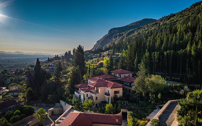 Euphoria Retreat Sparta in Greece - Destination Deluxe