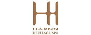 HARNN Heritage Spa Logo - Destination Deluxe