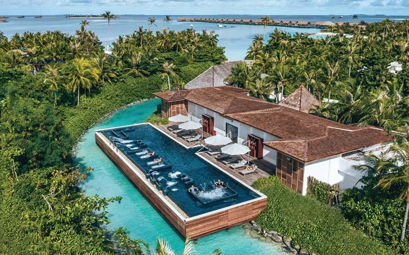 Waldorf Astoria Maldives Ithaafushi Aqua Wellness Centre - Destination Deluxe