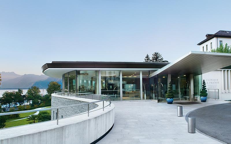 Clinique La Prairie Top Medical Retreat in Montreux Switzerland - Destination Deluxe