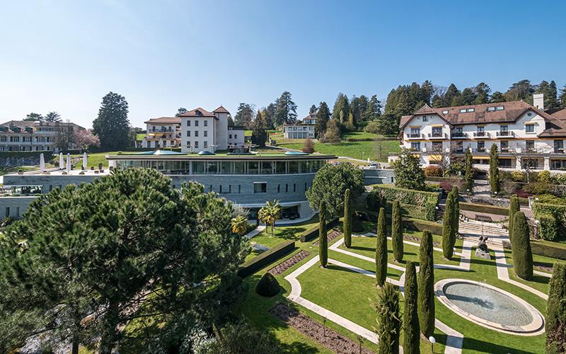 Clinique La Prairie Top Medical Retreat in Switzerland - Destination Deluxe