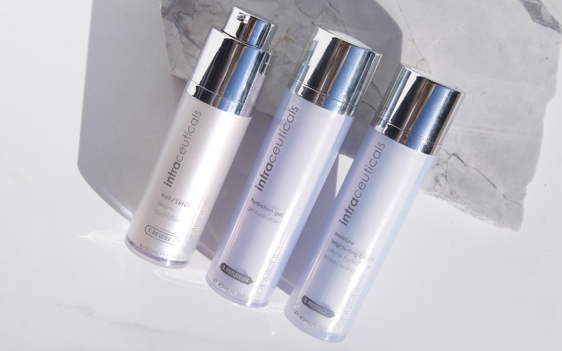 Intraceuticals 3 Step Hyaluronic Layering - Destination Deluxe