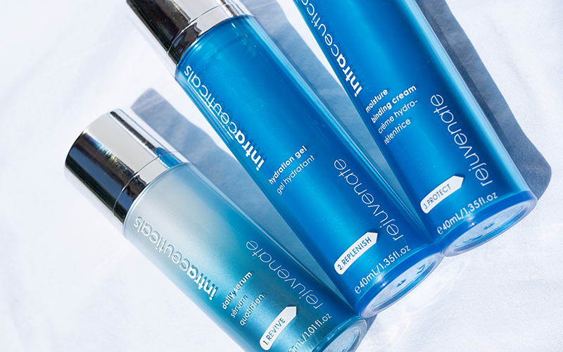 Intraceuticals 3 Step Hyaluronic Layering System - Destination Deluxe