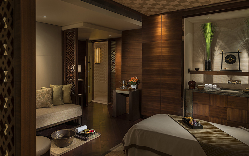 Spa Four Seasons Hotel Beijing - Destination Deluxe