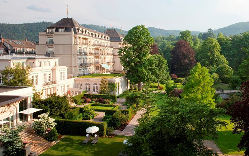 Villa Stephanie Brenners Park Baden-Baden Germany - Destination Deluxe